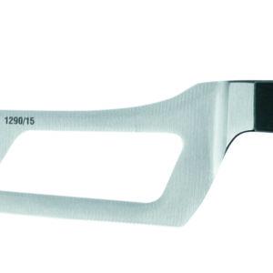 Güde Alpha Weichkäsemesser 15 cm gezahnt / CVM-Messerstahl mit Griffschalen aus Hostaform
