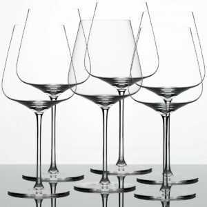 Zalto Denk'Art Bordeaux Glas 6-er Set im Geschenkkarton